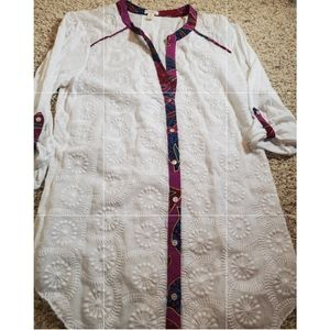 Tiny Brand at Anthropologie Blouse